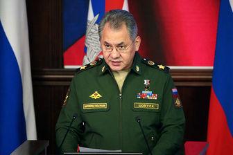 واکنش وزیر دفاع روسیه به اظهارات «کارتر»