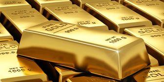 کاهش 7 دلاری قیمت طلا