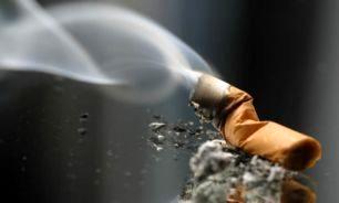سیگاریها بچههایشان را گرسنه نگه میدارند!