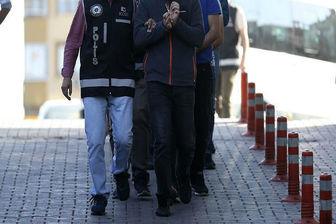 دستور بازداشت ۱۳۳ افسر ارتش ترکیه صادر شد