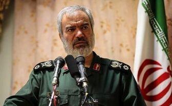 سردار فدوی: کسانی که علیه کشورخباثت میکنند باید سایه سنگین هزینه دادن را احساس کنند