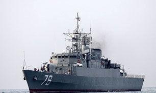 ناو روسیه در سواحل سوریه مستقر میشود