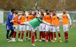 شوخی جالب طارمی و روزبه چشمی در تمرین تیم ملی