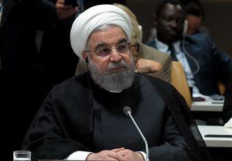روحانی: سپاه برای امنیت ایران نقش بسیار مهمی ایفا میکند