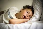 درمان خانگی خروپف کودکان