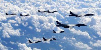 رزمایش مشترک هوایی آمریکا با کره جنوبی برای دومین سال پیاپی لغو شد