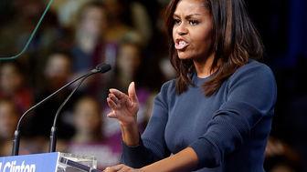 مخالفت بانوی اول سابق آمریکا برای کاندیداتوری ریاست جمهوری
