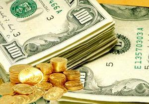 مرزشکنی دلار و سکه در یک روز