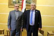 دیدار سفیر ایران با وزیر کشاورزی یمن