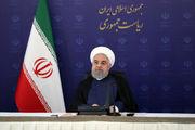 روحانی: قاچاق کالا امری زیان بار برای اقتصاد کشور است