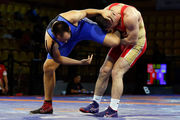 نتایج آزادکاران ایرانی در مسابقات قهرمانی آسیا/ راه یافتن شهبازی به نیمهنهایی