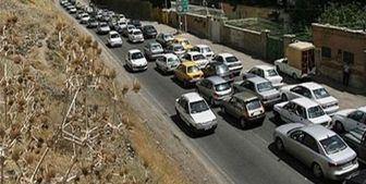 آخرین وضعیت ترافیکی امروز (هفدهم اسفند ماه ۹۸