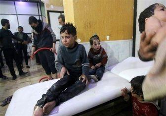 ادعای آمریکا درباره نتیجه آزمایش خون ساکنان دوما
