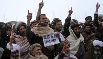 روستاییان افغان، آمریکایی ها را تهدید کردند