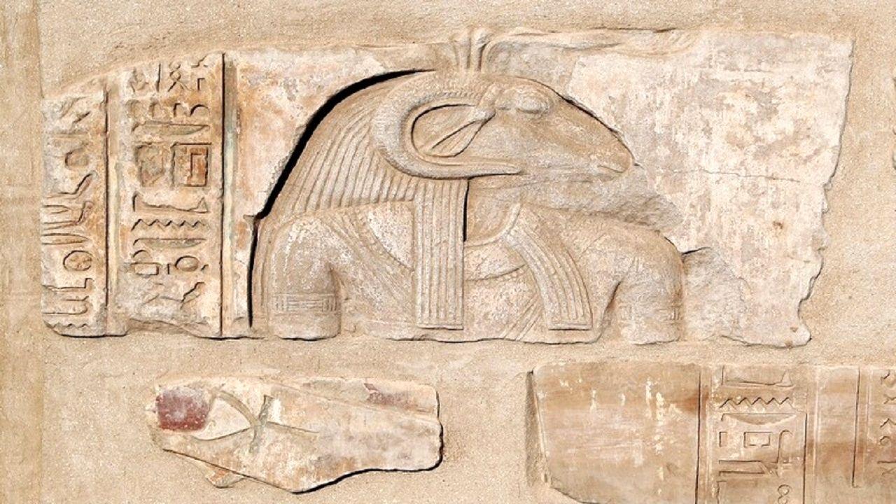 موشه دایان آثار باستانی مصر در صحرای سینا را به سرقت برد