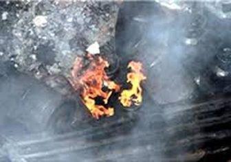 انفجار سیلندر گاز در تایباد خراسان رضوی یک کشته بر جا گذاشت