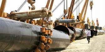 افتتاح خط لوله انتقال گاز روسیه به ترکیه