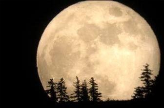 مشاهده بزرگترین و روشنترین ماه سال در ۲ تیر
