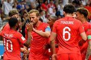 انگلیس، پاناما را ۶ تایی کرد