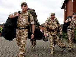 ارتش انگلیس در فکر خروج از اروپا بدون توافق