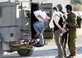 بازداشت ۳ رهبر حماس در کرانه باختری