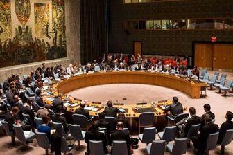 موضع رئیس شورای امنیت درباره طرح آمریکا ضد ایران