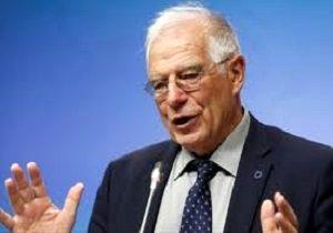 جوزف بورل: اوضاع در مرزهای ترکیه غیرقابلقبول است