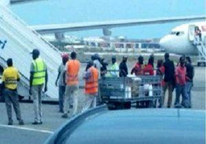 کشف ۱۳ میلیون دلار از هواپیمای اماراتی در سومالی