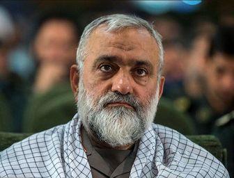 سردار نقدی: سپاه همیشه حامی مبارزه با فساد است