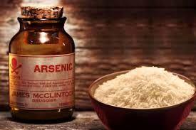 مضرات آرسنیک موجود در برنج را بشناسید