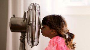 بدون استفاده از کولر با گرما مقابله کنید!