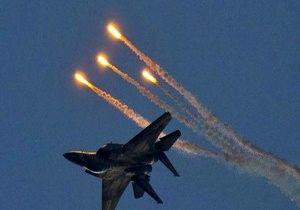 تجاوز هواپیماهای جنگی اسرائیل به حریم هوایی لبنان