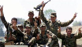 آزادسازی چند شهرک در شمالغرب حماه