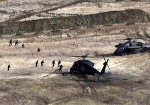 کشته شدن ۹ عنصر «پکک» در حملات هوائی ترکیه