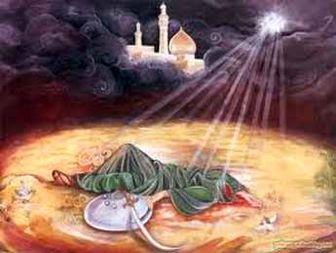 درد دل حضرت سکینه با حضرت زهرا(س)