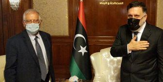 لیبی همچنان اولویت اصلی اتحادیه اروپا است