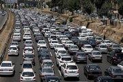 آخرین وضعیت ترافیکی صبح امروز؛ ۲۶ مردادماه
