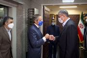 ایران به دلیل فعال عملکردن در دیپلماسی از سفر گِروسی جلوگیری نکرد