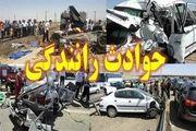 تصادف مرگبار اتوبوس شرکت واحد