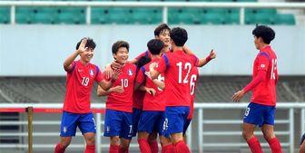 حضور متفاوت تیم ملی کره جنوبی در امارات+عکس
