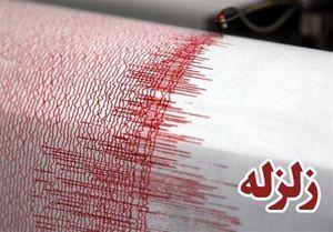 حیاط دانشگاه آزاد ارومیه پس از زلزله/عکس