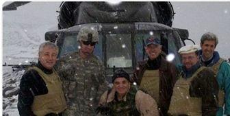 ناجی «جو بایدن» از افغانستان خارج شد