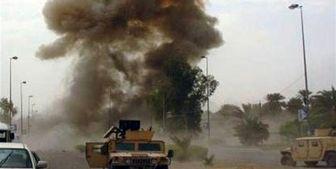 هدف قرار گرفتن یک کاروان نظامی دیگر آمریکا در عراق