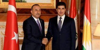 اربیل به دولت مرکزی اجازه نمیدهد به تجاوز ترکیه پاسخ دهد