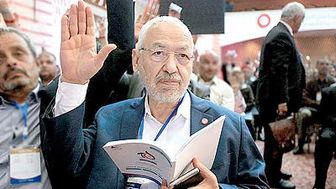 هشدار الغنوشی درباره آینده ساختار سیاسی تونس