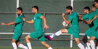 اعلام زمان آغاز دور جدید تمرین تیم ملی فوتبال