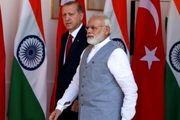 دهلینو: اردوغان در امور داخلی هند دخالت نکند