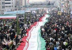 اعلام مسیرهای راهپیمایی ۲۲ بهمن در شهرستانهای تهران