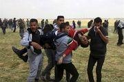 یک فلسطینی دیگر در نوار غزه به شهادت رسید