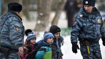اقدام به موقع نیروهای امنیتی مانع از کشتار دانشآموزان در روسیه شد